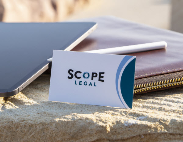 Scope Legal - Help you at every Stage